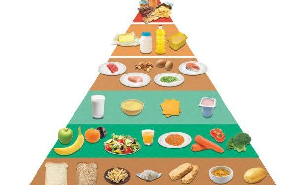 Xây dựng tháp dinh dưỡng cho bé đúng chuẩn